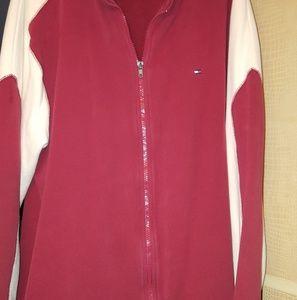 Tommy Hilfiger Mens winter warm zip coat